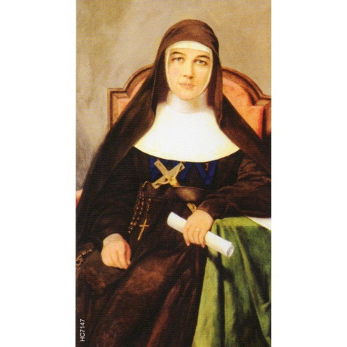 Holy Card: Mary Mackillop - 6.5cm x 12cm