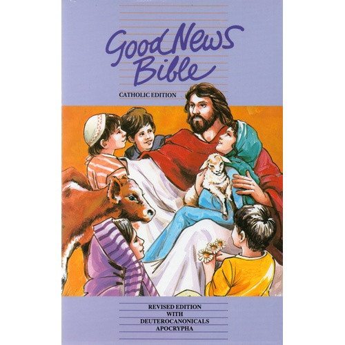 Bible: Good News Catholic Children's Bible