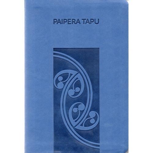 Bible: Maori Reformatted - Te Paipera Tapu - Trutone Blue