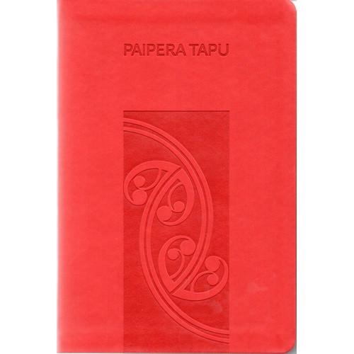 Bible: Maori Reformatted - Te Paipera Tapu - Trutone Red