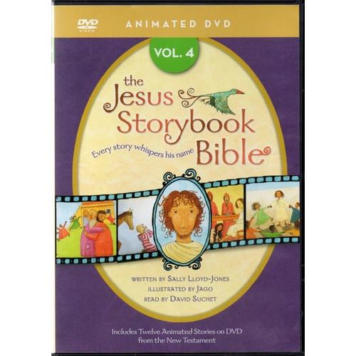 DVD: The Animated Jesus Storybook Bible - Volume 4