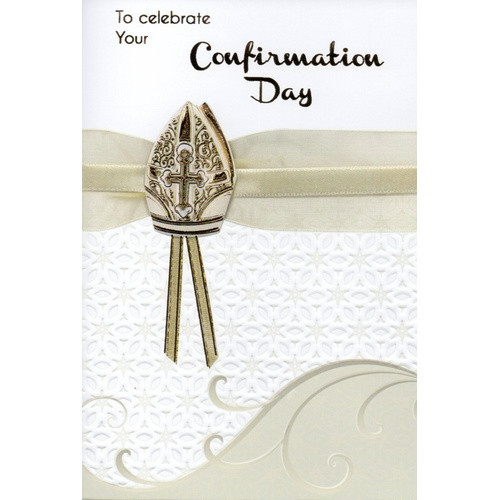 Card:  Confirmation To Celebrate