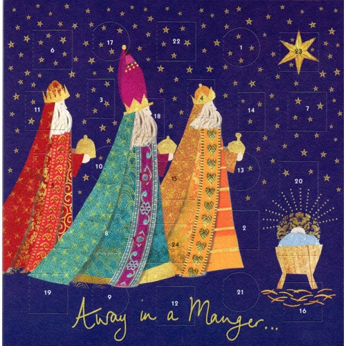 Advent Calendar:  The Three Kings