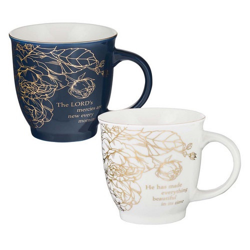 Mug Set: A Beautiful Morning - Pair