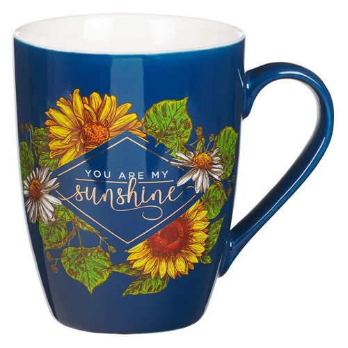 Mug: You Are My Sunshine Daisies