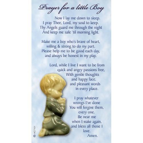 Holy Card: Baby Boy
