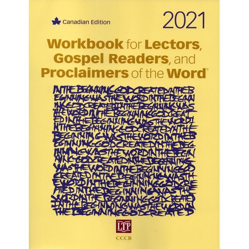 Workbook for Lectors NRSV 2021 - Canadian Edition