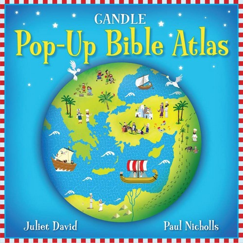 Book: Candle Pop-Up Bible Atlas