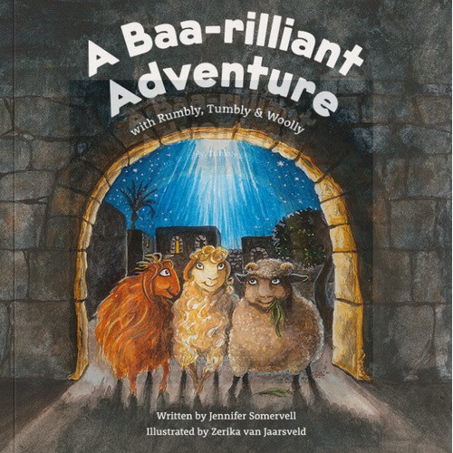 Book: A Baa-rilliant Adventure