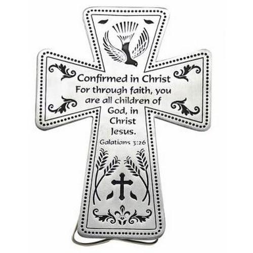 Cross: Confirmation Message