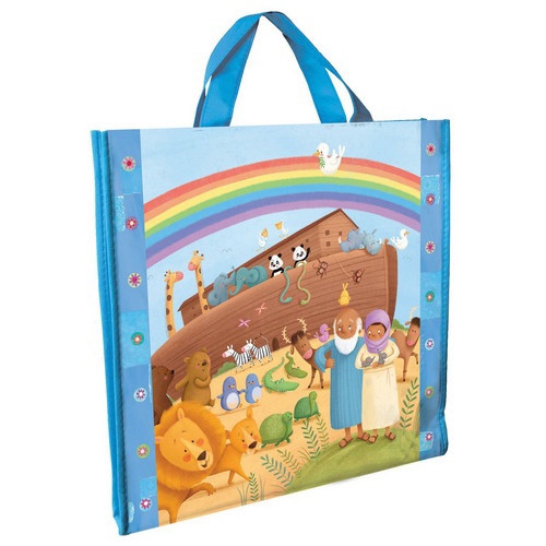 5 Book Pack: Bible Stories - With Carry Bag