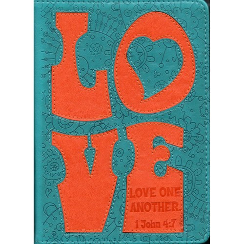 Journal: Love One Another