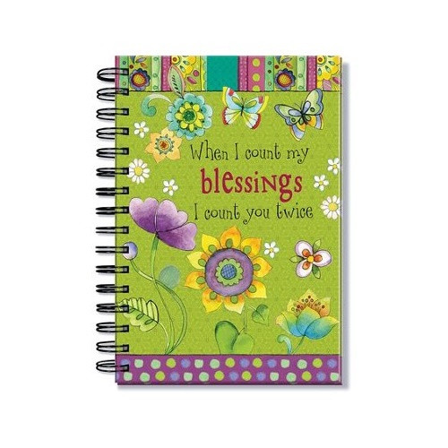 Journal: Count my Blessings/Green
