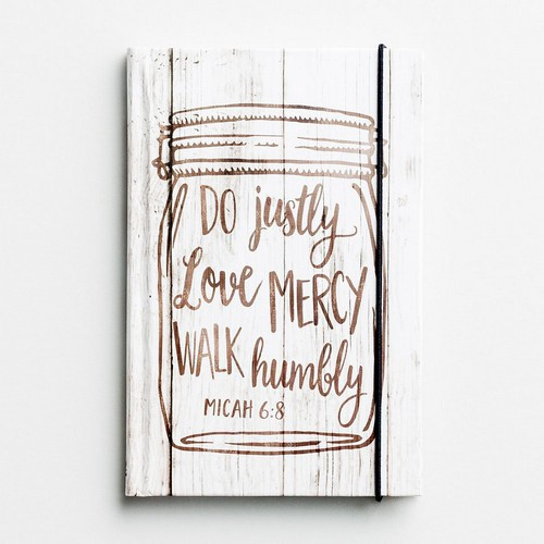 Journal: Do Justly