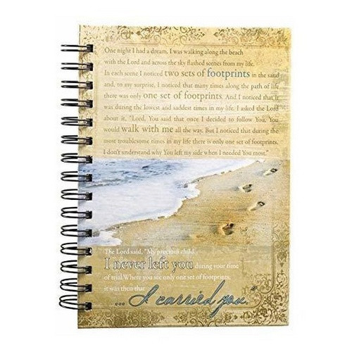 Journal: Footprints in the Sand