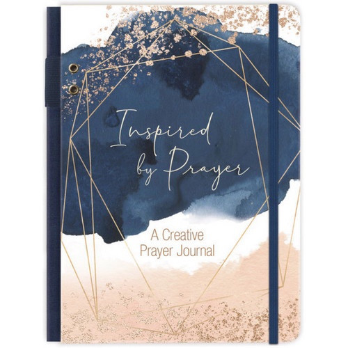 Inspired By Prayer - A Creative Prayer Journal