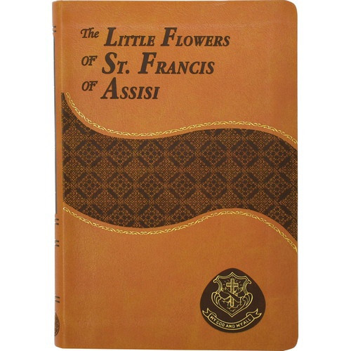 Book: The Little Flowers of St. Francis of Assisi - Leatherette