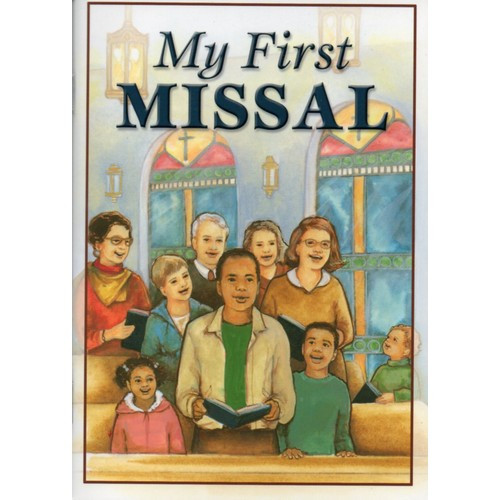 Book: My First Missal Revised