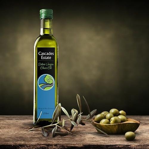 Cascades Estate Extra Virgin Olive Oil - 500ml