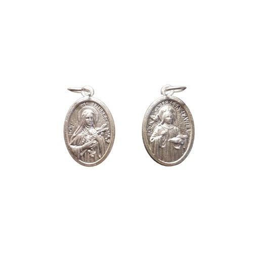 Medal: St Therese / St Teresa of Avila 22mm