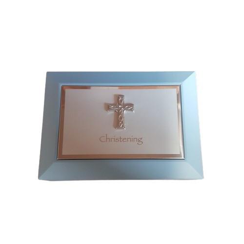 Memories Box: Christening - Blue