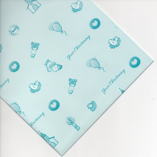 Wrapping Paper: Christening/Baptism