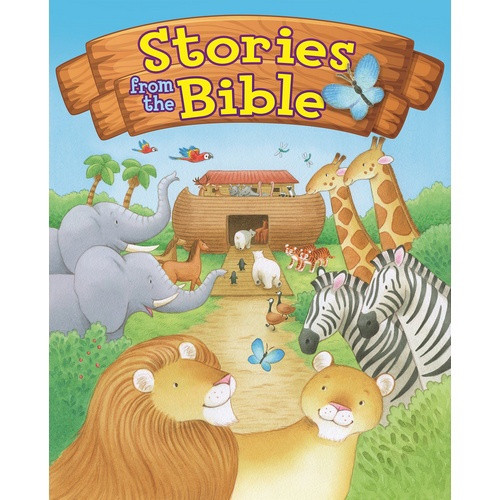 Book: Stories from the Bible - Hardcover