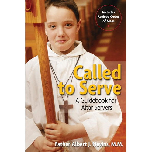 Book: Called to Serve - A Guidebook for Altar Servers