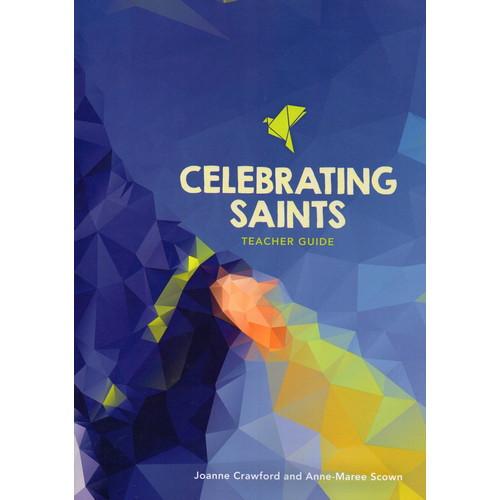 Book: Celebrating Saints - Teacher's Guide