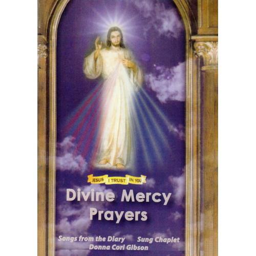 DVD: Divine Mercy Prayers