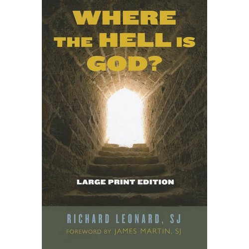 Book: Where the Hell is God? - Large Print Edition