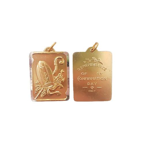 Medal: Confirmation - Bishop 26mm