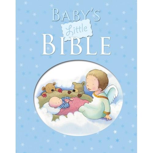 Bible: Baby's Little Bible - Blue