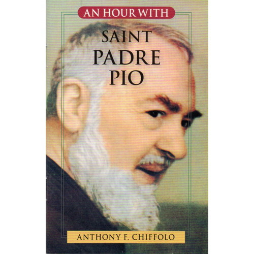 Booklet: An Hour with Saint Padre Pio