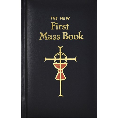 My First Mass Book - Black Premium Hardcover