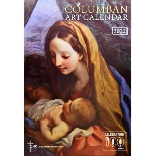 2022 Columban Art Calendar