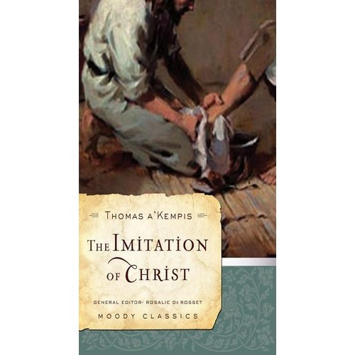 Book:  The Imitation of Christ Softcover
