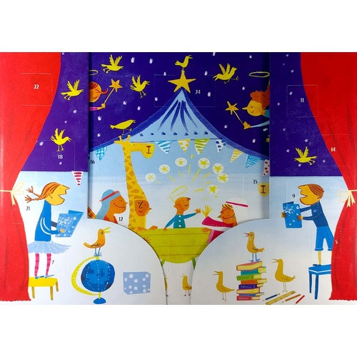 Advent Calendar: Nativity Play