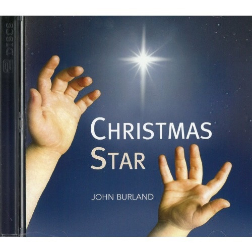 CD: Christmas Star - John Burland