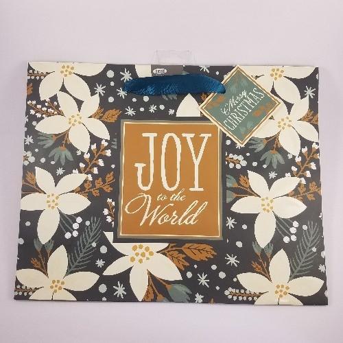 Christmas Gift Bag: Joy to the World