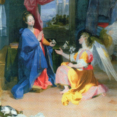 8 Pack of Cards: The Annunciation
