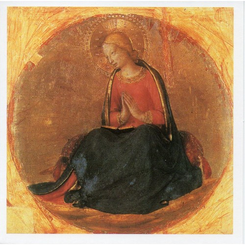 8 Pack of Cards: Fra Angelico Annunciation