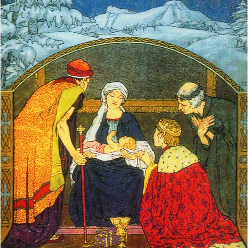 8 Pack of Cards: Berlin Adoration of the Magi