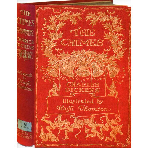 10 Pack of Cards: Charles Dickens The Chimes