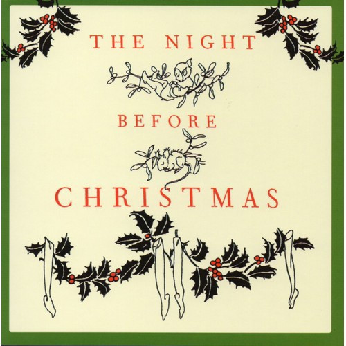 10 Pack of Cards: The Night Before Christmas