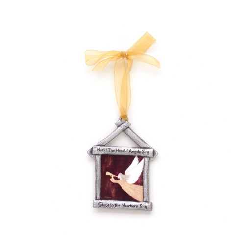 Christmas Ornament: Hark The Herald Angels Sing