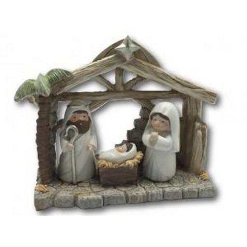 Nativity Scene: Holy family (Medium)