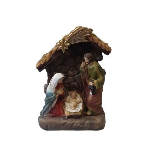 Nativity Scene: Holy Family 150mm