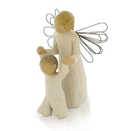 Angel: Guardian Angel - Willow Tree