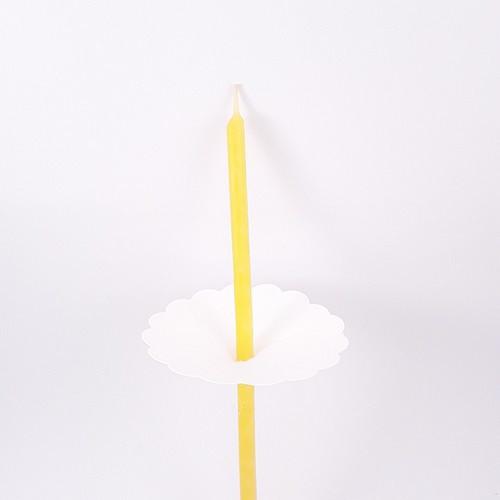 Bobeche: Candle drip catcher (individual)